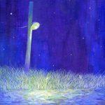 街灯:ひとりぼっちじゃないよ。