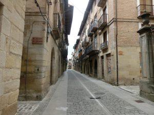 プエンテ・ラ・レイナの町並み