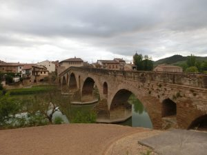 王妃の橋(写真は次の日撮ったもの)