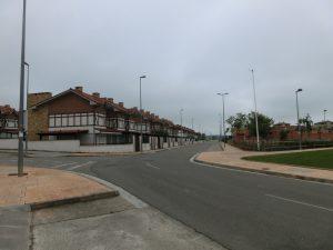 シルエニャの町