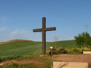 巨大な十字架