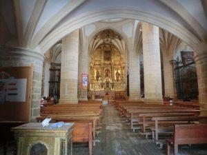 ベロラードの教会