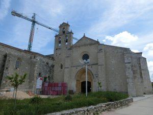 サン・フアン・デ・オルテガの修道院