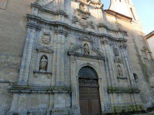 サン・ソイロ修道院の彫刻