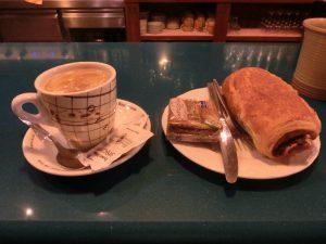 二度目の朝食
