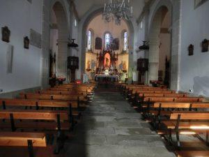 サンタ・マリーニャ教会に立ち寄る