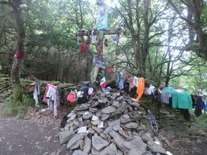 木の十字架