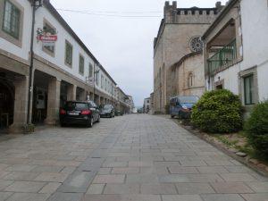 ポルトマリンの町を歩く