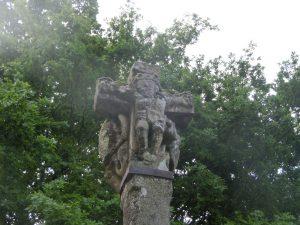 十字架とキリスト