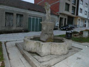 聖ヤコブの像