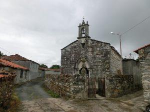 集落の教会