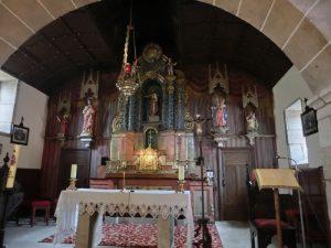 メリデの教会