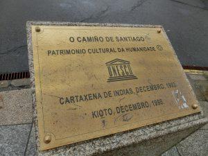 カミーノは世界遺産