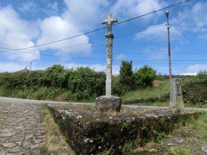 ケルト風の十字架