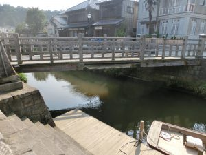 樋橋(ジャージャー橋)