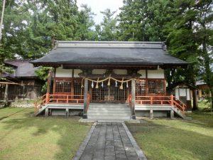 平川神社八幡宮