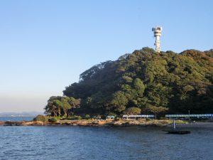 海と観音崎公園
