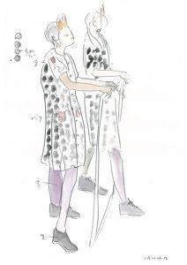 下絵(3)