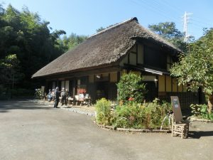 古民家(昼頃に撮った写真)