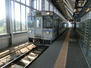 富良野線の電車