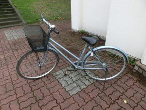 この自転車で