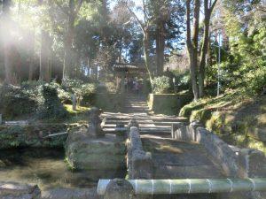 浄智寺の入り口